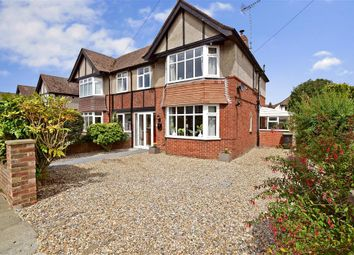 4 bed semi-detached house for sale in Mount Road, Canterbury, Kent CT1