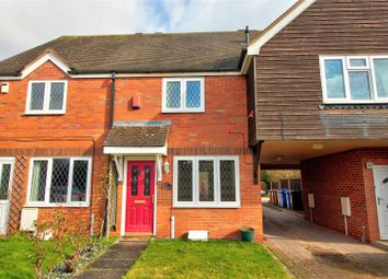 Thumbnail 2 bed terraced house for sale in Orchard Cottages, Old Road, Armitage