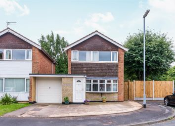 Thumbnail 3 bed detached house for sale in Copperkins Road, Hednesford, Cannock
