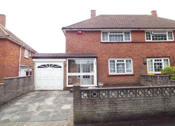 Thumbnail 2 bedroom semi-detached house for sale in Arnhem Drive, New Addington, Croydon