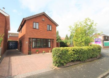 Thumbnail 3 bed detached house for sale in Pembroke Way, Stourport-On-Severn