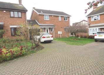 Thumbnail 3 bed link-detached house for sale in Penhale Drive, Hucknall, Nottingham