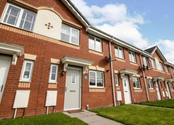 Thumbnail 2 bed terraced house for sale in Newhouse Road, Toryglen, Glasgow