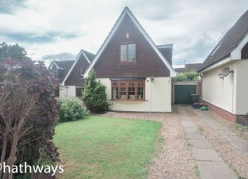 Thumbnail 3 bed detached house for sale in Roman Reach, Caerleon, Newport