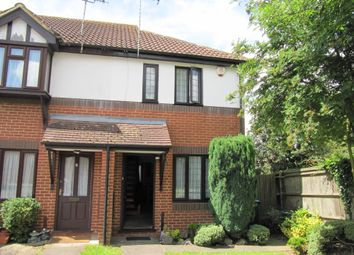 Thumbnail 2 bed end terrace house to rent in Grovelands Close, Harrow