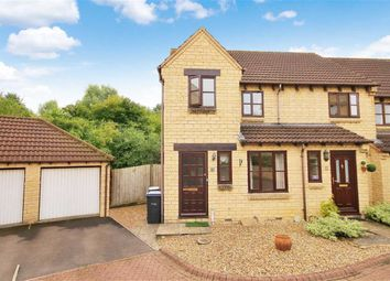 Thumbnail 3 bed end terrace house for sale in Roebuck Close, Royal Wootton Bassett, Wiltshire