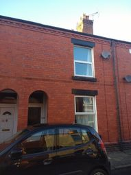 Thumbnail 4 bed terraced house to rent in Vernon Road, Chester