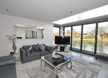 Thumbnail 3 bed detached house to rent in Riverside, Staines Upon Thames