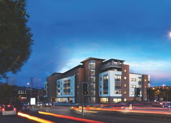 Thumbnail 2 bed flat for sale in Summer Hill Street, Birmingham
