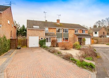 Thumbnail 5 bed semi-detached house for sale in Holmes Crescent, Wokingham, Berkshire