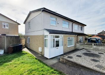 3 bed semi-detached house for sale in New Lodge Crescent, Barnsley S71