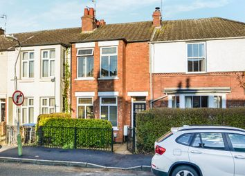 Thumbnail 2 bed terraced house for sale in Dunsmore Avenue, Hillmorton, Rugby