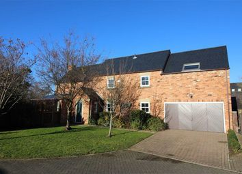 Thumbnail 4 bed detached house for sale in Hayley Croft, Duffield, Derby