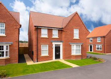 "Thumbnail 4 bed detached house for sale in ""Holden"" at Yafforth Road, Northallerton"