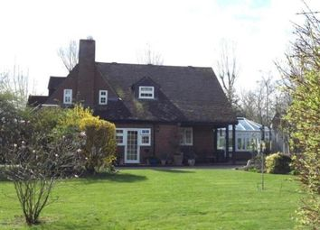 Thumbnail 4 bed detached house for sale in Rookery Road, Wyboston, Bedford, Bedfordshire