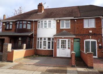 Thumbnail 3 bed terraced house for sale in Staveley Road, North Evington, Leicester, Leicestershire