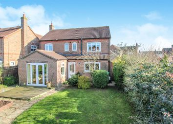 Thumbnail 4 bed detached house for sale in Low Farm Close, North Frodingham, Driffield