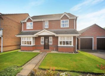 Thumbnail 4 bed detached house for sale in Capesthorne Drive, Haydon Wick, Swindon, Wiltshire