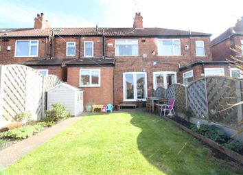 Thumbnail 3 bed terraced house for sale in Hayburn Avenue, Hull
