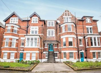 Thumbnail 3 bedroom flat for sale in Bouverie Mansions, 87-89 Bouverie Road West, Folkestone, .