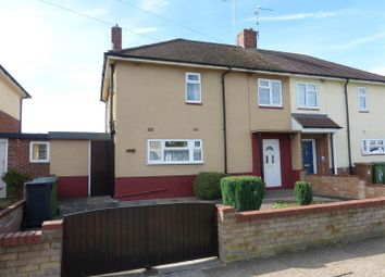 Thumbnail 3 bed semi-detached house for sale in Birchtree Avenue, Dogsthorpe, Peterborough