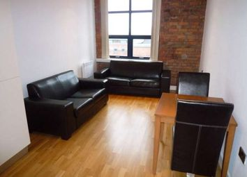 Thumbnail 1 bed flat for sale in Vulcan Mill, 2 Malta Street, New Islington, Manchester