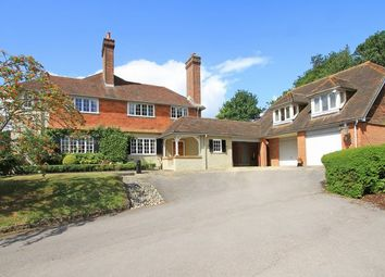 Thumbnail 6 bed detached house for sale in Heyshott, Midhurst