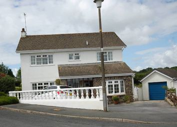 Thumbnail 4 bed detached house for sale in Castle View, Saundersfoot