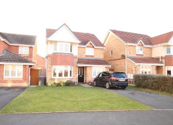 Thumbnail 4 bedroom detached house to rent in Townsgate Way, Irlam, Manchester