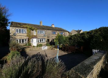 Thumbnail 4 bed cottage for sale in Ing Head Cottages, Brighouse & Denholme Gate Road, Halifax, West Yorkshire
