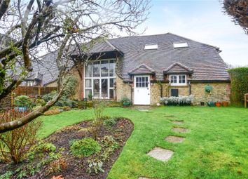 Thumbnail 3 bed semi-detached house for sale in Whitehill Road, Standford, Hampshire