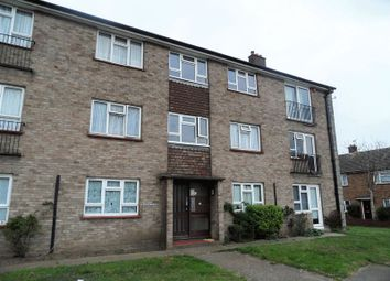 Thumbnail 2 bed flat for sale in Dacre Crescent, Aveley, South Ockendon