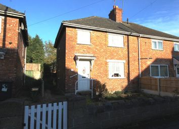Thumbnail 4 bed semi-detached house for sale in High Hazel Road, Moorends, Doncaster