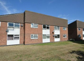 Thumbnail 1 bed flat for sale in Southey Close, Enderby, Leicester