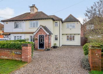 3 bed semi-detached house for sale in Halstead Road, Eight Ash Green, Essex CO6