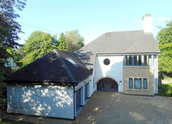 Thumbnail 5 bed detached house for sale in Sandy Lane, Newcastle