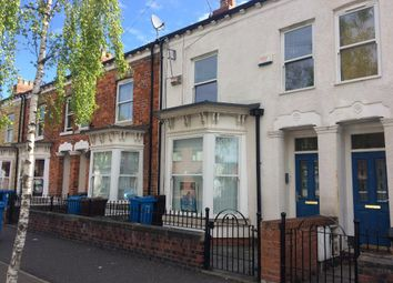 Thumbnail 2 bedroom terraced house for sale in Sandringham Street, Anlaby Road, Hull