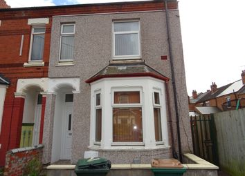 Thumbnail 3 bedroom end terrace house to rent in Stoke Park Mews, St. Michaels Road, Coventry
