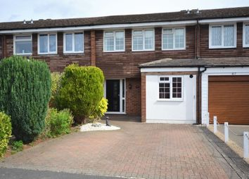 3 bed terraced house for sale in Marcourt Road, Stokenchurch, High Wycombe HP14