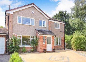 Thumbnail 4 bed detached house for sale in Grebe Close, Knutsford, Cheshire