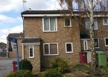 Thumbnail 1 bed flat to rent in Springfield Close, Eckington