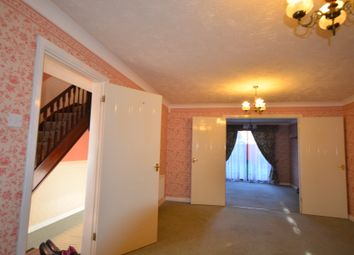 Thumbnail 4 bed town house to rent in Egerton Gate, Shenley Brook End, Milton Keynes