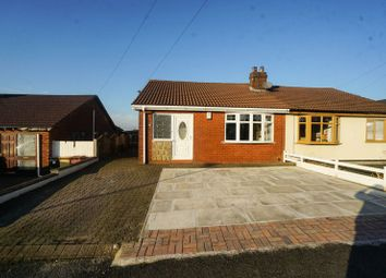Thumbnail 3 bed semi-detached bungalow for sale in Ainse Road, Blackrod, Bolton