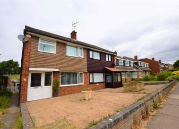 Thumbnail 3 bed semi-detached house for sale in Hargrave Close, Prenton