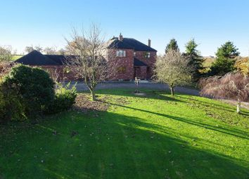 Thumbnail 4 bed detached house for sale in The Foxall's, Horsley Farm, Horsley, Eccleshall, Staffordshire