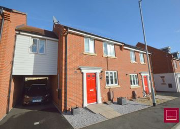 Thumbnail 3 bed semi-detached house for sale in Lord Nelson Drive, New Costessey, Norwich