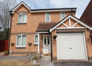 Thumbnail 3 bed detached house for sale in Gelyn-Y-Cler, Pencoedtre Village, Barry