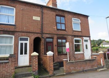 Thumbnail 2 bed terraced house for sale in Loughborough Road, Shepshed, Loughborough