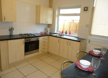 Thumbnail 5 bed terraced house to rent in Soberton Avenue, Heath Cardiff