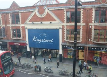 Thumbnail 1 bed flat to rent in Kingsland High Street, London